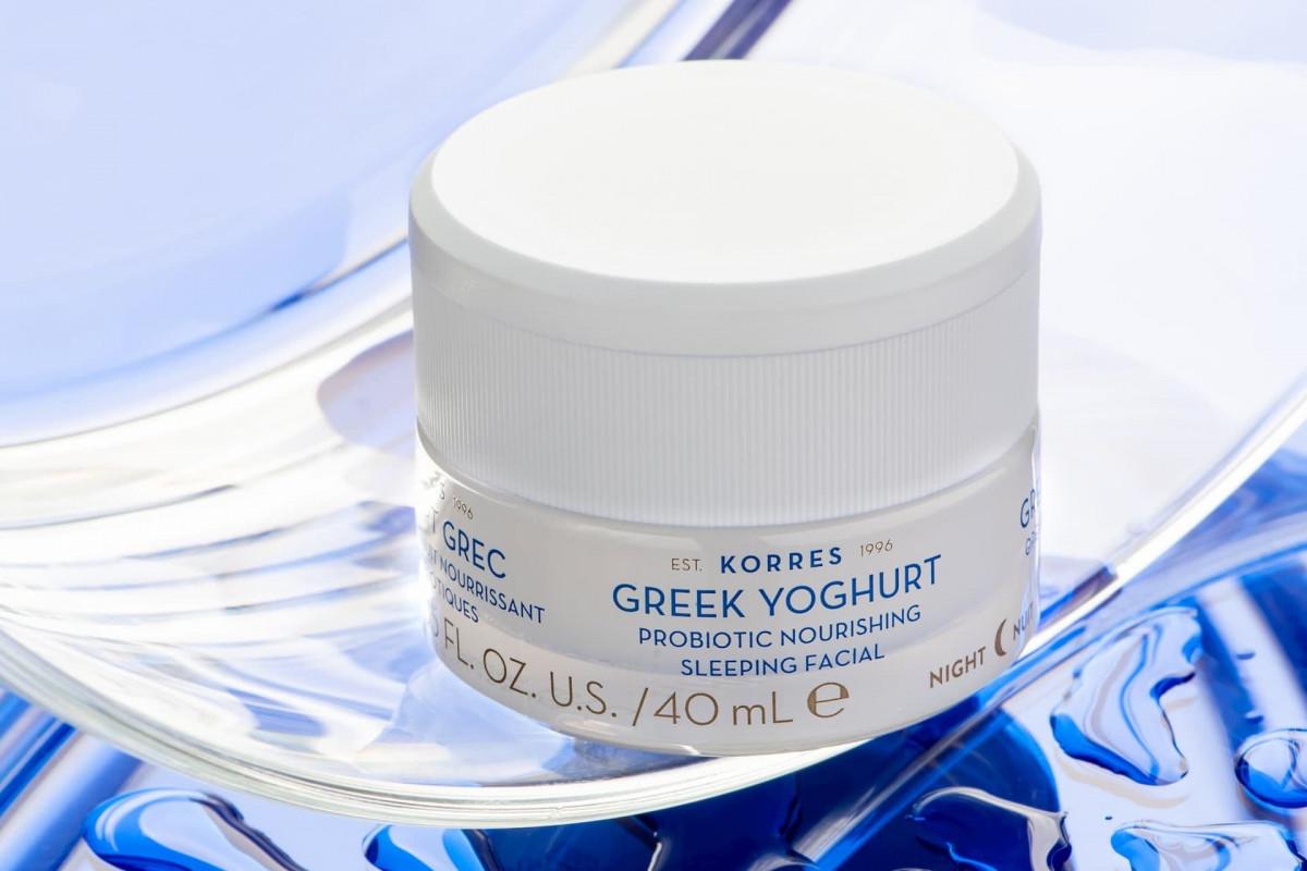 KORRES Probiotic Nourishing Sleeping cream - ночной суперфуд