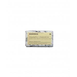 KORRES мыло смягчающее для лица и тела ромашка 125 гр
