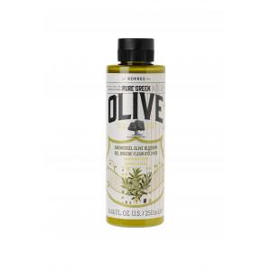 GREEK OLIVE гель для душа цветы оливы