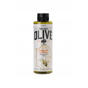 GREEK OLIVE гель для душа мёд