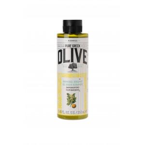 GREEK OLIVE гель для душа бергамот