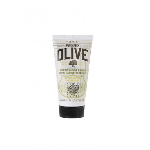 GREEK OLIVE крем для рук цветы оливы