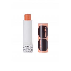 Бальзам-стик для губ уход и цвет -абрикос