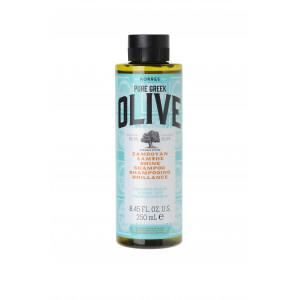 GREEK OLIVE шампунь придающий сияние для нормальных волос