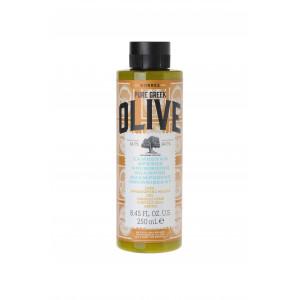 GREEK OLIVE шампунь питательный для сухих и поврежденных волос