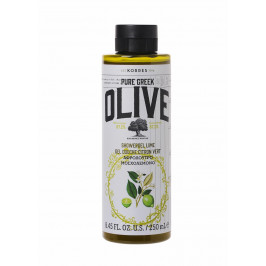 GREEK OLIVE гель для душа Олива и Лайм