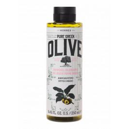 GREEK OLIVE гель для душа Олива и Золотое Яблоко