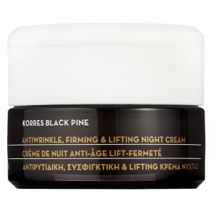 Black Pine ночной крем с черной сосной